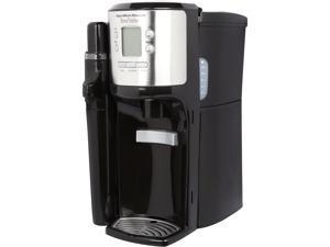 Hamilton Beach 49150 Black BrewStation 12 Cups Programmable Dispensing Coffeemaker