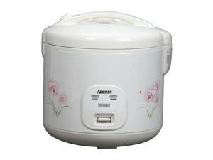 AROMA ARC-1260F White Cool-Touch Rice Cooker