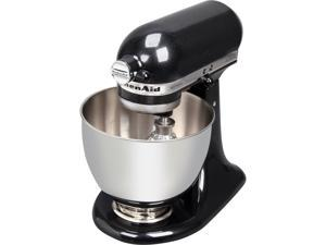 KitchenAid KSM150PSCV Artisan Series 5-Quart Tilt-Head Stand Mixer Caviar