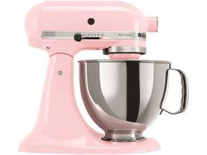 KitchenAid KSM150PSPK Artisan Stand Mixer with Pouring Shield, 5 Quarts, Pink