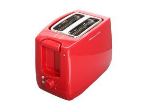KitchenAid KTT340ER Red 2-Slice Polycarbonate Toaster