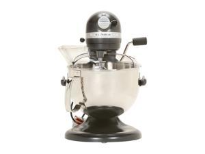 KitchenAid KP26M1XDP Professional 600 6 Quart Stand Mixer Dark Pewter