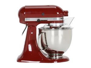 KitchenAid KSM150PSGC  Artisan Stand Mixer with Pouring Shield, 5 Quarts, Gloss Cinnamon