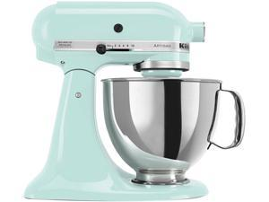 KitchenAid KSM150PSIC  Artisan Stand Mixer with Pouring Shield, 5 Quarts, Ice Blue