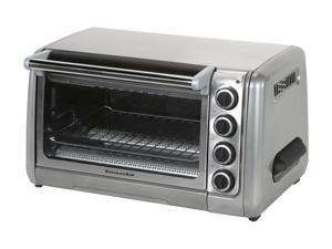 Kitchenaid Countertop Oven Reviews : KitchenAid KCO111CU Contour Silver 10 inch Countertop Oven - Newegg.ca
