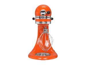 KitchenAid KSM150PSPN Artisan Series 5-Quart Tilt-Head Stand Mixer Persimmon