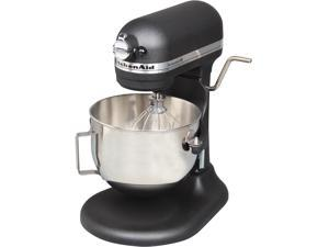 KitchenAid KG25H0XBK Professional Heavy Duty Series Stand Mixer Imperial Black