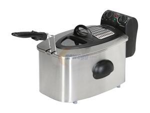 RIVAL CZF745 4.5L Stainless Steel Fryer