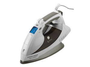 Black & Decker D6500 All-Temp Steam Digital Iron