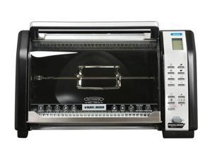 Black & Decker CTO7100BKT 6 Slice Toaster Oven