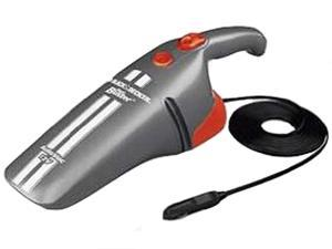 Black & Decker AV1500 12V DustBuster Auto Vac Gray