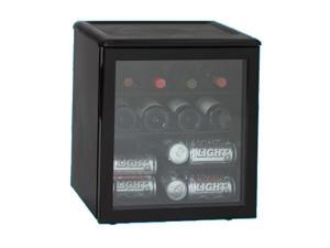 Haier HBCN02EBB 17-Bottle Wine or 42-Can (12 oz.) Beverage Center Black