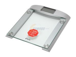CONAIR WW48 Weight Watchers Glass Precision Electronic Scale