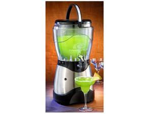 NOSTALGIA ELECTRICS HSB-590 Stainless Steel Margarita Machine
