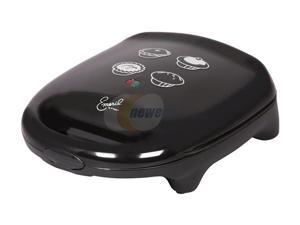 Emeril by T-fal SM2205004 Black Pie & Cake Maker