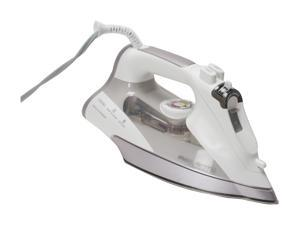 Rowenta DZ9080 Advancer Microsteam400 Platinium Iron Silver