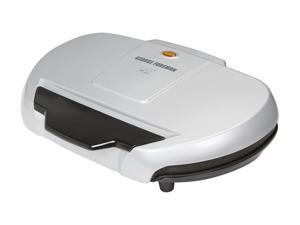George Foreman GR144 Platinum 144 Sq. In. Family Size Grill