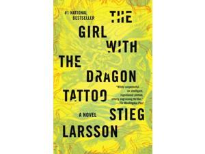 The Girl With the Dragon Tattoo Larsson, Stieg