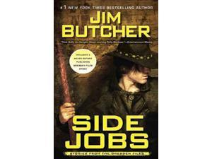 Side Jobs Dresden Files Butcher, Jim