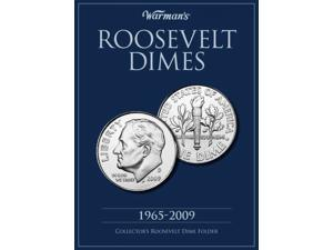 Warman's Roosevelt Dimes 1965-2009 BRDBK Warman's