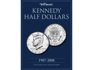 Kennedy Half Dollar 1987-2008 Collector's Folder