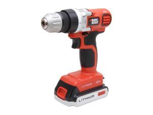Black & Decker LDX120C 20V MAX Lithium Drill/Driver