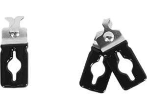 Computer Security Products CSP800505 50-pack CSP Cable Lock Accessories Scissor Clip
