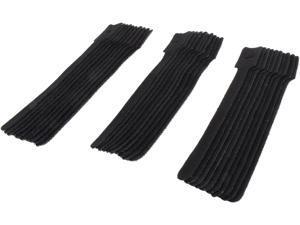 Belkin 90124-BLK-100 100Pkg Cable Ties - 8 Inch