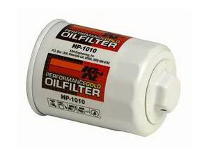 K&N Filters HP-1010 Performance Gold Oil Filter