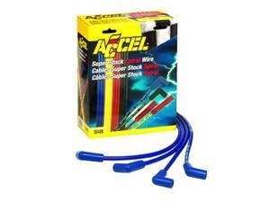 ACCEL 5048B Custom Fit Super Stock Spiral Spark Plug Wire Set