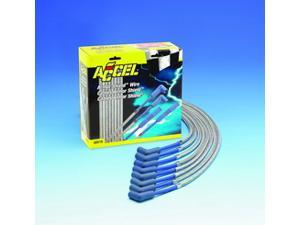 ACCEL Custom Fit Armor Shield Spark Plug Wire Set