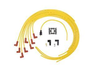 ACCEL 4041 Universal Fit Super Stock 8mm Suppression Spark Plug Wire Set