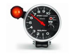 Auto Meter 3904 Sport-Comp Shift-Lite Tachometer