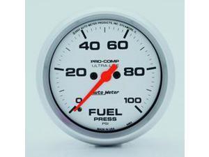 Auto Meter 4363 Ultra-Lite Electric Fuel Pressure Gauge