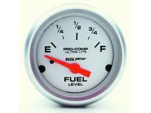 Auto Meter 4316 Ultra-Lite Electric Fuel Level Gauge