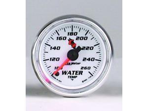 Auto Meter 7155 C2 Electric Water Temperature Gauge