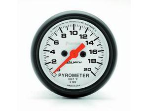 Auto Meter Phantom Electric Pyrometer Gauge Kit