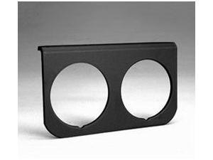 Auto Meter 2236 Black Aluminum Gauge Panel