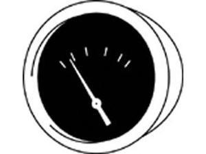 Auto Meter 2258 Short Sweep Electric Temperature Sender