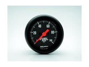 Auto Meter 2663 Z-Series Electric Fuel Pressure Gauge