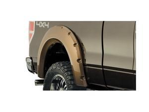 Bushwacker 20927-02 Pocket Style Fender Flares Set