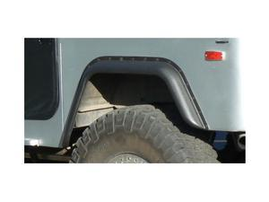 Bushwacker Cut-Out Fender Flares