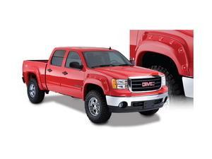 Bushwacker 40943-02 Boss Pocket Style Fender Flares Set