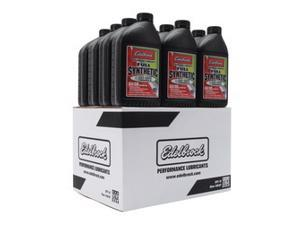 Edelbrock High Performance Synthetic Engine Oil