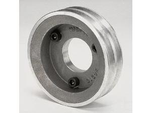 Moroso Performance 64210 Cast Aluminum Crankshaft Pulley