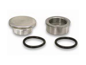 Moroso Performance 85280 Rear End/Water Fill Cap Kit