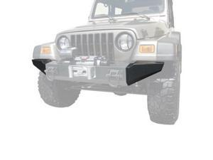 Rugged Ridge 11540.42 Xtreme Heavy Duty Bumper End Caps