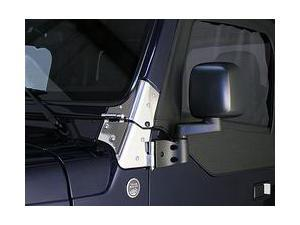 Rugged Ridge 11112.02 Windshield Hinge