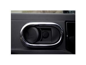 Rugged Ridge 11156.20 Door Handle Cover Trim