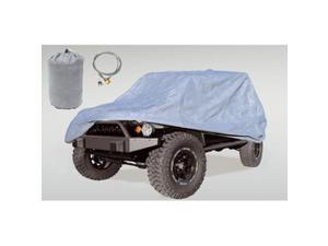 Rugged Ridge 13321.81 Three Layer Full Car Cover